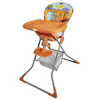 Стільчик для годування Wonderkids Lolo (помаранчевий) WK30-L61-004