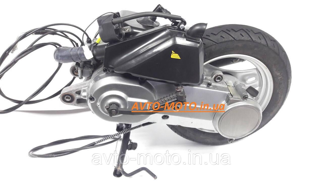 Двигатель скутера TB-60 цепник 2t Навигатор