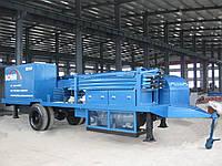 Станок для строительства бескаркасных арочных ангаров ВН-1000-680.