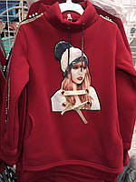 Модная кофта для девочек оптом (0712/19)