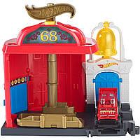 Пожарная станция Hot Wheels FRH28, фото 1