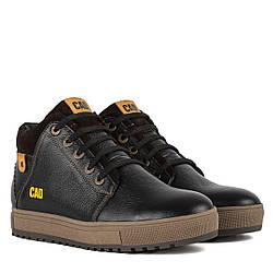 Ботинки мужские CAD (кожаные, модные, стильные)