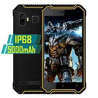Противоударный Jeasung P8 4G   2 сим,5 дюймов,4 ядра,16 Гб,13 Мп,5000 мА\ч.IP68