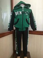 Детский теплый костюм для мальчика от 3 до 6 лет.