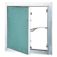 Вентс ДГ1 400*400 - ревизионная дверца с лицевой панелью из гипсокартона