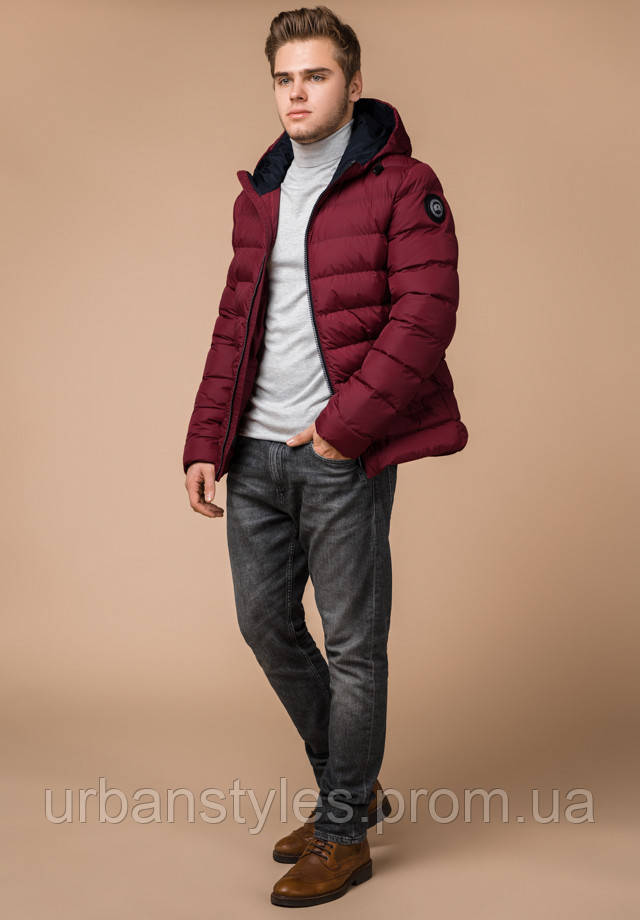 Зимняя куртка спорт Braggart Aggressive