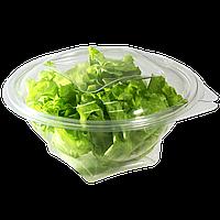 Салатник пластиковый с крышкой 750мл  FT718-750, 25шт
