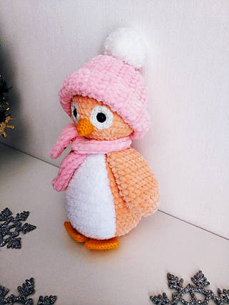 """Мягкая игрушка Пигвиненок """"Пепе"""", фото 2"""