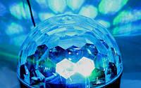 Дискошар Music Ball RGB светодиодный без МР3