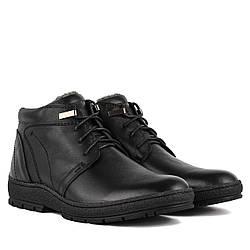 Ботинки мужские DanShoes (кожаные, классические, на шнурках)