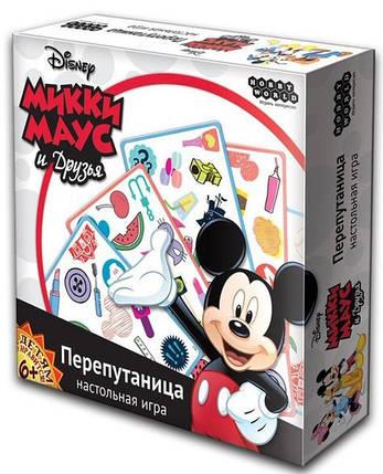 Настольная игра Микки Маус и друзья: Перепутаница, фото 2
