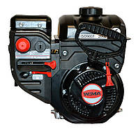 Двигатель бензиновый WEIMA W210FS (5,5 л.с., шпонка Ø19мм, Q3, для снегоуборщиков), фото 1