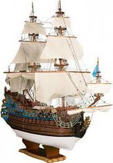 Модель корабля Солей Рояль (ДеАгостини) 1:70