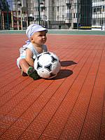 Спортивное покрытие для улицы ГЕОДОР