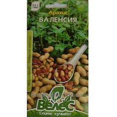 Семена арахис Валенсия 4г ТМ ВЕЛЕС