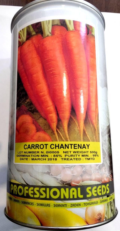 Насіння моркви Шантане 500г ТМ КОУЕЛ