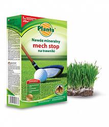 Удобрение Planta для Газонов АнтиМох  в гранулах 1кг