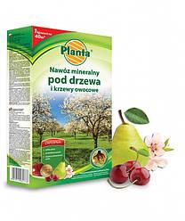 Удобрение Planta для Плодовых деревьев в гранулах 1кг