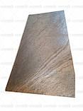 Каменный шпон ZEERA GREEN 2440x1220mm (Лист №1 ), фото 2