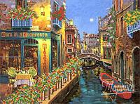 Схема для вышивки бисером Ночная Венеция РКП-079