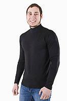 Гольф мужской черный 100-501, фото 1