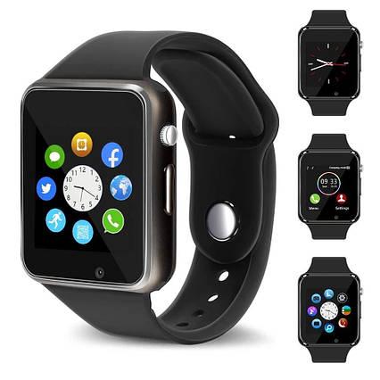 Умные часы Smart Watch SIM SD Card Slot, фото 2