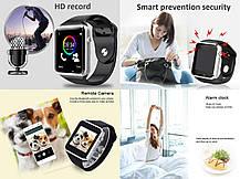 Умные часы Smart Watch SIM SD Card Slot, фото 3