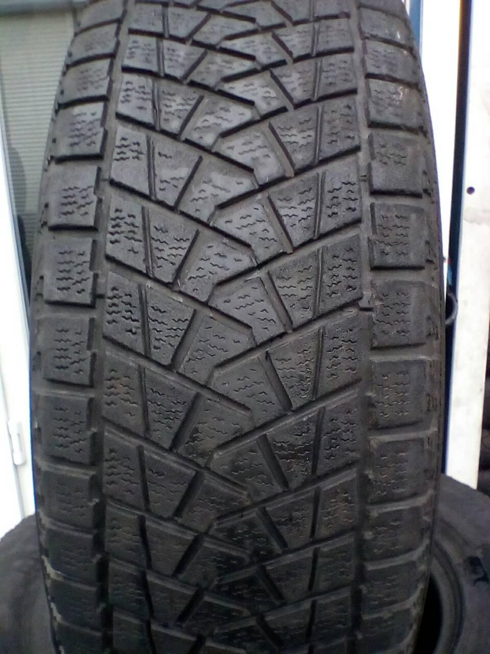 Шины б\у, зимние: 265/70R18 Bridgestone Blizzak DM-Z3