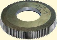 Шевер дисковий М1,25 z115 15º 2570-0366 Р18 Р6М5 ГОСТ 9323-79 ГОСТ 8570