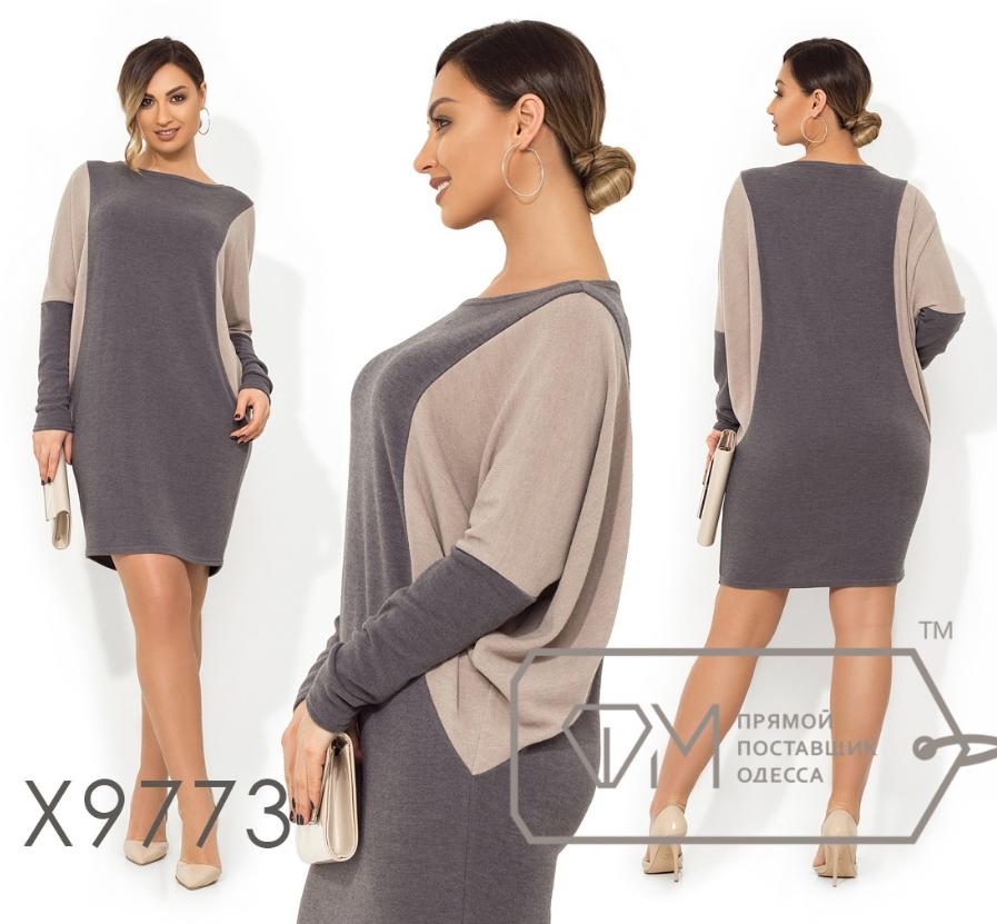 Платье батальное недорого интернет-магазин сайт женской одежды модна каста  р. 48-54 945fec2fa3e