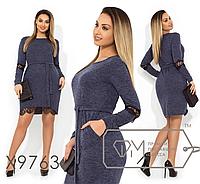 Платье батальное недорого интернет-магазин сайт женской одежды модна каста  р. 50-54 b12045bf8bd67