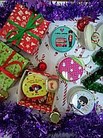 Новогодний подарок Sundy Box X сладкий с игрушкой Брелок Кошелек, фото 1