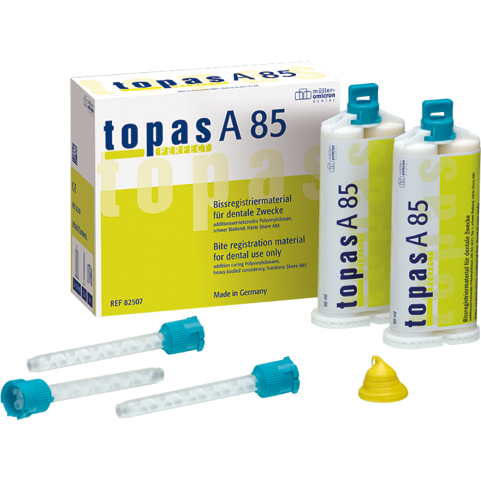 Матеріал для реєстрації прикусу Топаз перфект А85