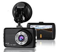 Автомобильный Видеорегистратор DVR T660+ Full HD на 2 камеры