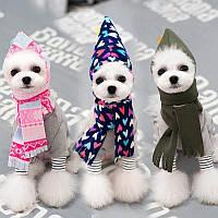 Шапка с шарфом-S, фото 1