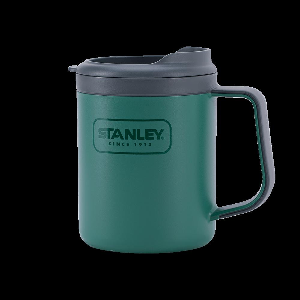 Термокружка Stanley eCycle 0.35 л зеленая