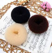 Гульки для волос твистер (цвета черный и коричн6евый)