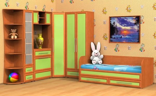 Как оборудовать детскую комнату?