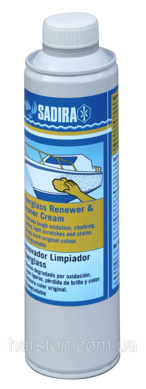Гель для очистки и восстановления гелькоута SADIRA Renewer & Cleaner, 500 мл.