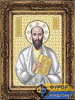 Схема иконы для вышивки бисером - Павел Святой Апостол, Арт. ИБ4-110-2