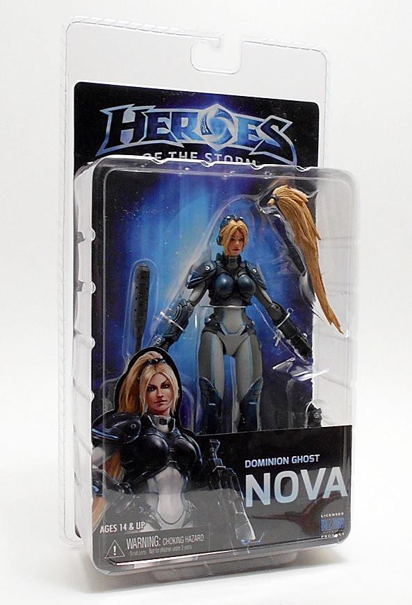 DOMINION привид Nova NECA герої Шторм