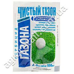 Гербицид Чистый газон 1.7 г + ПАВ 5 мл