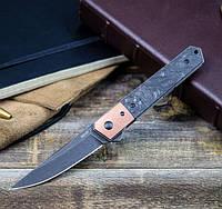 Купить Нож Boker Kwaiken Carbon/Copper