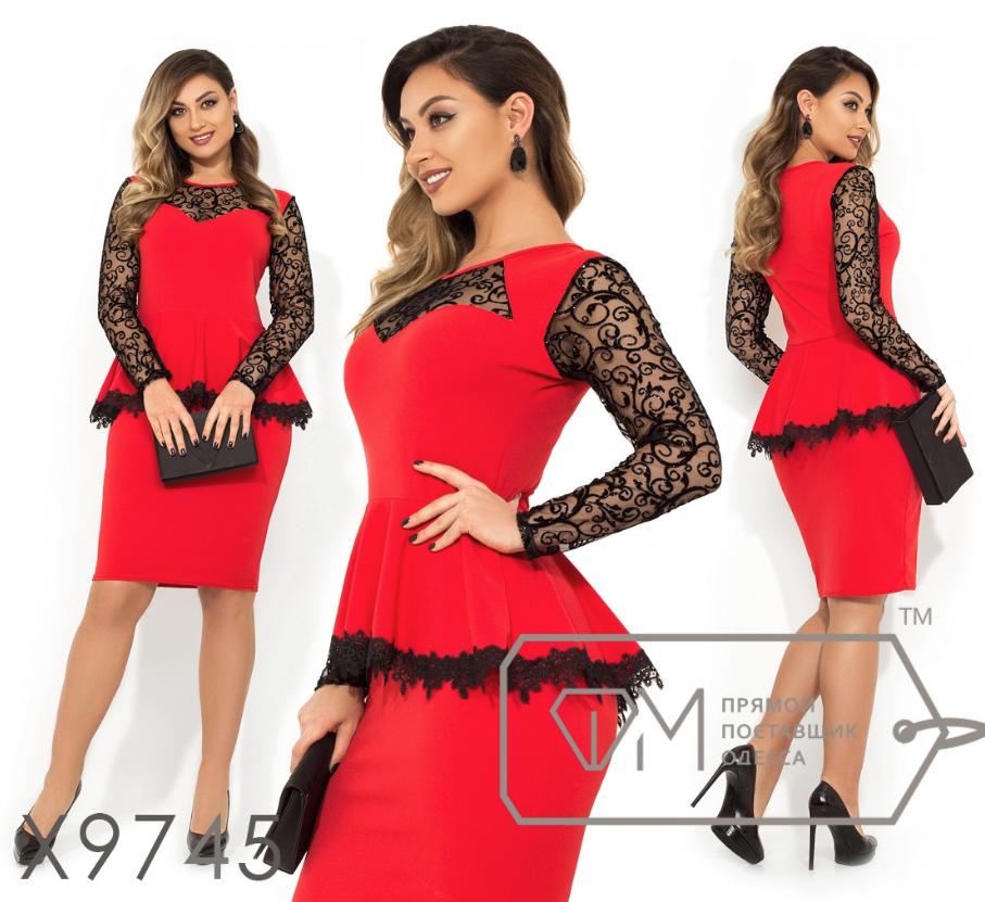 7f6e4154c93 Платье батальное недорого интернет-магазин сайт женской одежды модна каста  р. 48-54