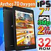 ОРИГИНАЛ! планшет ARCHOS 70 OXYGEN  IPS 2GB/32GB  + ПОДАРКИ