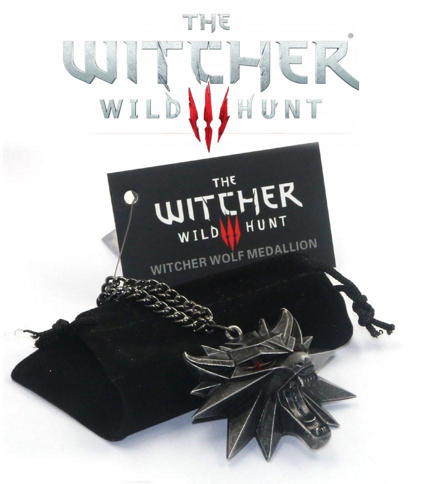 Коллекционный медальон Ведьмака The Witcher