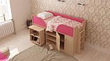 """Мебель для детской комнаты """"Пумба"""" Лион, фото 2"""