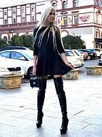 """Стильное платье мини """" Барахат """" Dress Code"""