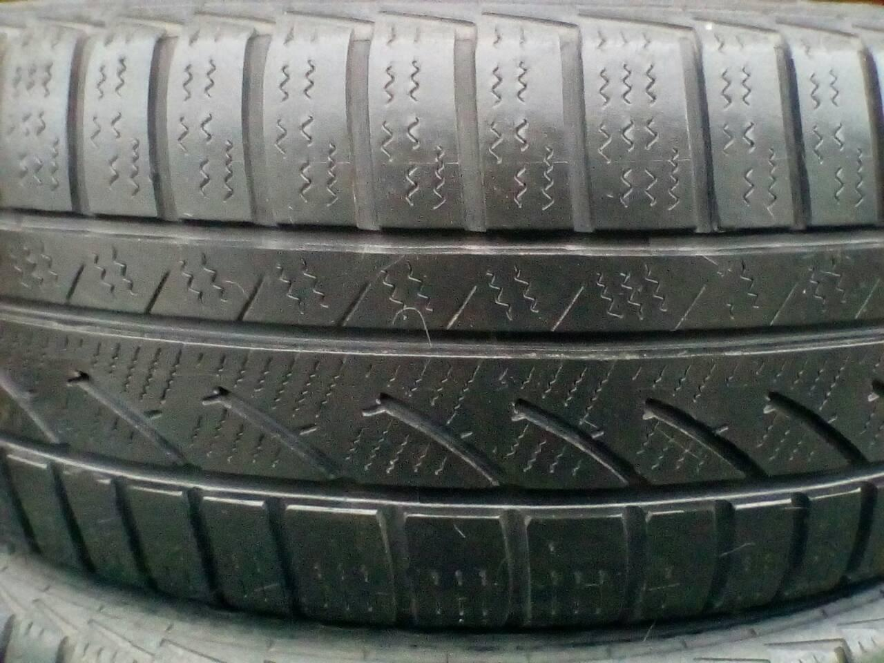 Шины б\у, зимние: 195/60R16 Continental Conti Winter Contact TS 810