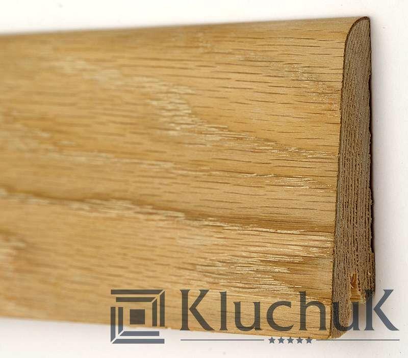 Плинтус KLUCHUK RUSTIQUE 6 см
